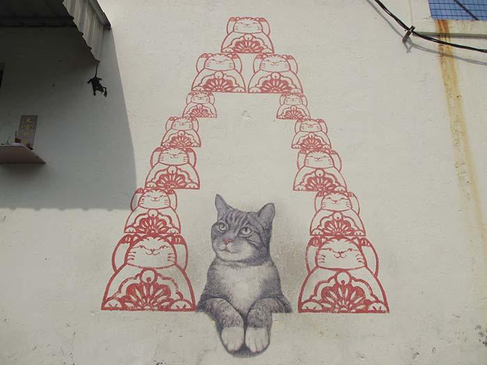 Dibujos-de-gatos-en-Georgetown-6