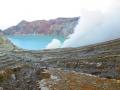 Volcan Ijen en Java