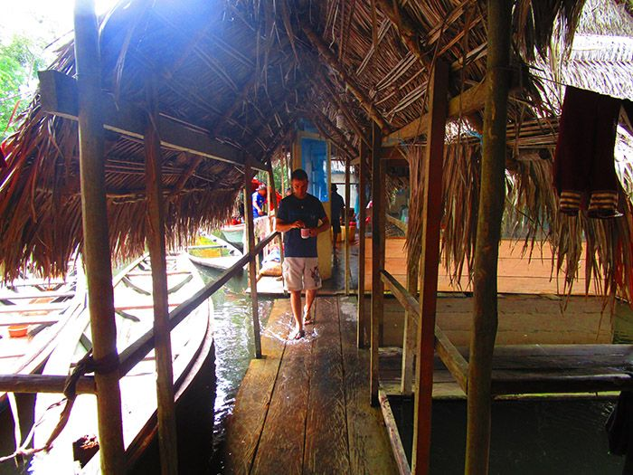 Tour Del Amazonas En Per Viviendo Por El Mundo