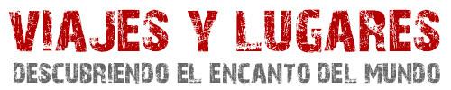 Logo VIAJES Y LUGARES en viviendoporelmundo